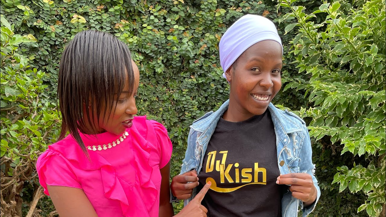 Download Meet the Mukurinu girl DJ! She's broken the barriers of religion to pursue her passion of being a DJ