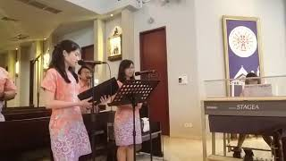 Gambar cover Doa Seorang Anak (cipt: Julia Pardede Serwy) by Carmen Divina Choir