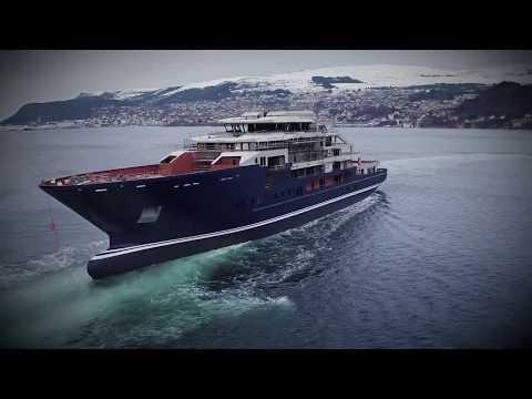 ULYSSES Yacht - Kleven U116 Luxury Expedition Yacht | 116m
