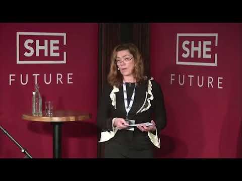 SHE FUTURE 8.mars- Kristin Skogen Lund