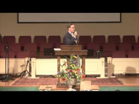 David Fowler At Fisherville Baptist Church, Eads, TN