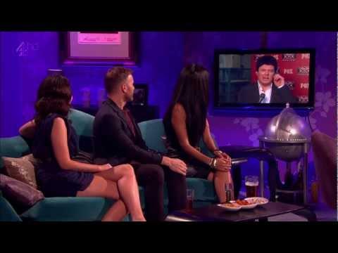 UK  X - Factor Judges on Alan Carr_ Chatty Man - Part 2.- 2-11-2012. HD