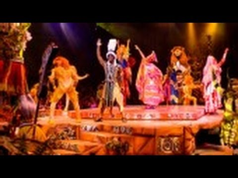 The Complete 2018 Festival Of The Lion King At Walt Disney World