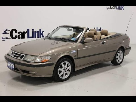 2002 Saab 9 3 Se Convertible