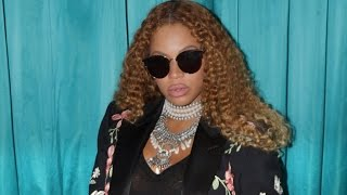 Beyonce Shows Off Her Plump Pregnancy Lips