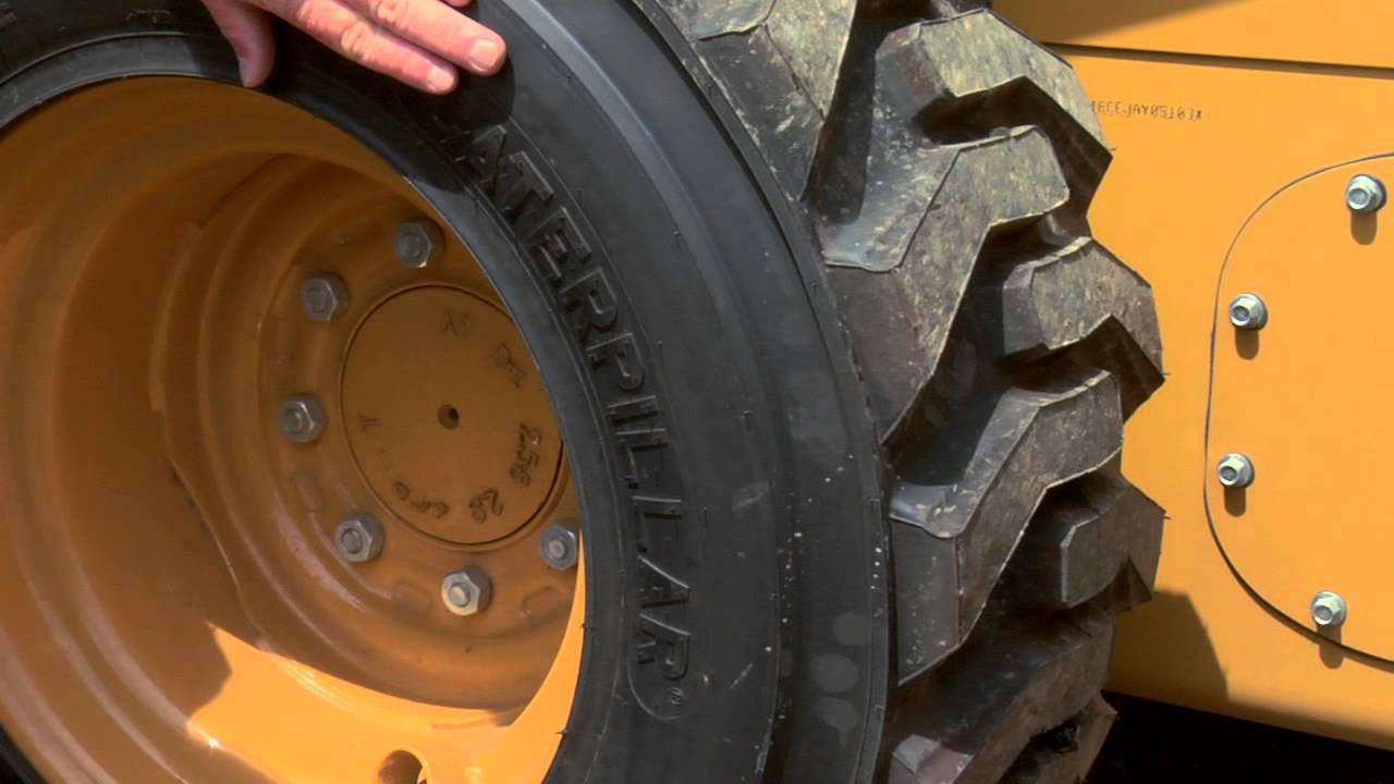 When to Replace or Rotate Tires on Skid Steer Loader | Tire Tips