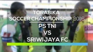 Video Gol Pertandingan PS TNI vs Sriwijaya FC