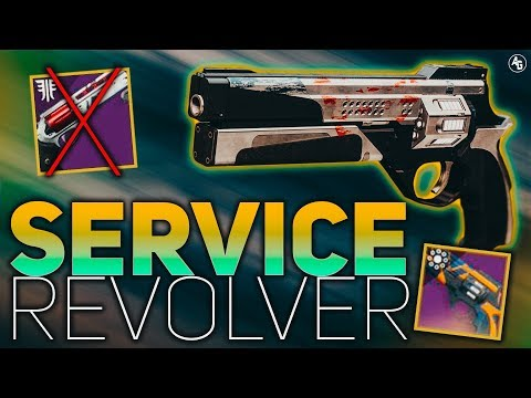 Destiny 2 | Service Revolver is back (Better than Luna's Howl?) Season of the Drifter thumbnail