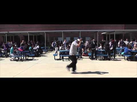 Matanzas High School Harlem Shake v2 Lunch Addition