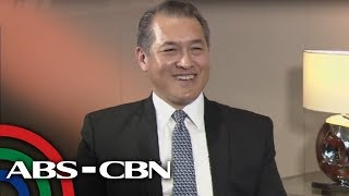 RCBC Savings Bank chief likens role to orchestra 'conductor'