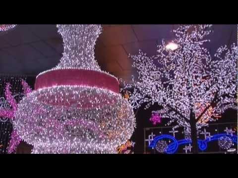 HDL Puente Genil ilumina la Navidad espaola  YouTube