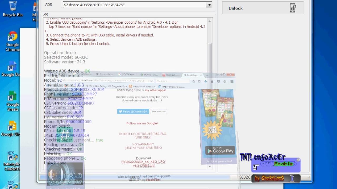 Z3x SC- 02C SIM UNLOCK DONE MY UPDATE PRODUCT