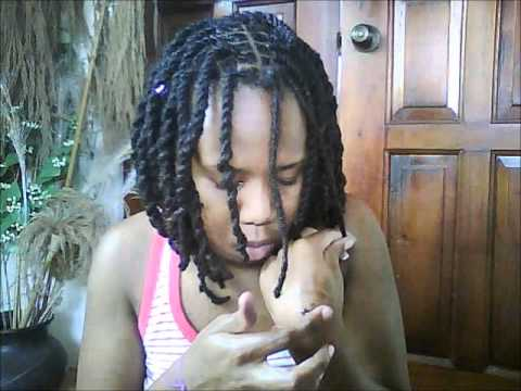 Dreads Tutorial Two Strand Twist  YouTube