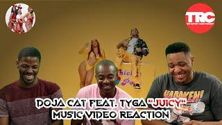 """Doja Cat feat. Tyga """"Juicy"""" Music Video Reaction"""