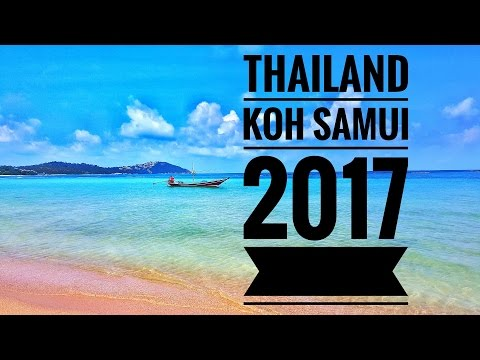 Thailand Koh Samui Februar 2017 Gopro