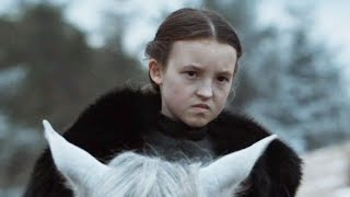 Lady Lyanna Mormont Angry Stare