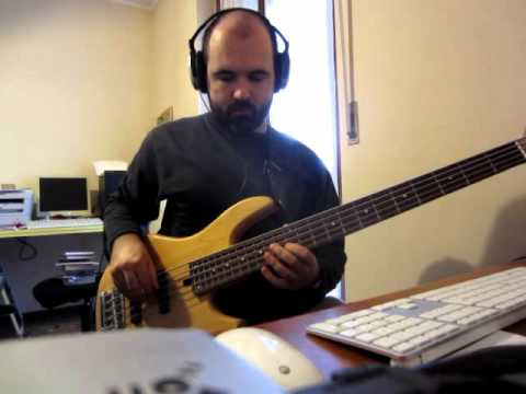 BASS COVER - Acoustic Alchemy -