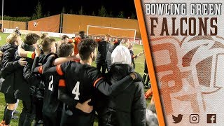 BGSU - SIUE Men's Soccer Highlights (Nov. 3, 2018)