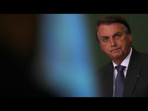 Download YouTube-Sperre für Bolsonaro: Covid- und Aids-Gerücht verbreitet