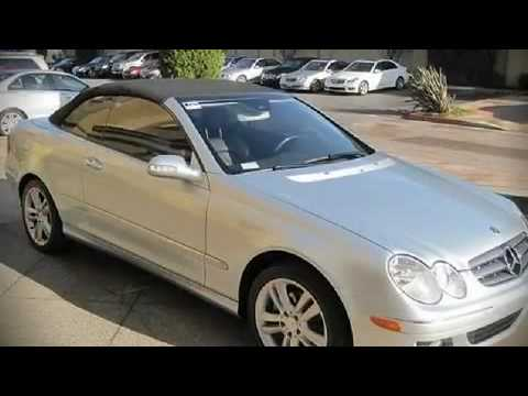 2006 mercedes benz clk class clk350 cabriolet in san jose for Beshoff mercedes benz