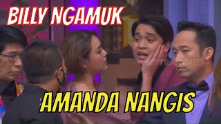 Billy Marah-Marah, Amanda Manopo NANGIS | OPERA VAN JAVA (24/07/20) Part 1