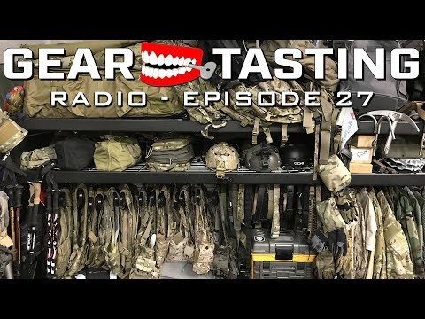 Benefits of OCD Gear Organization - Gear Tasting Radio 27