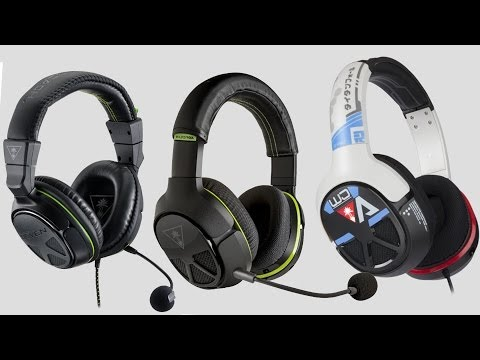 Turtle Beach Titanfall Vs Official Xbox Headset