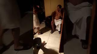 Video de sacerdote en sauna gay