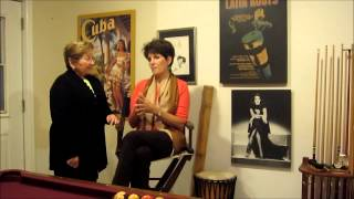Lucie Arnaz describes background of her father Desi