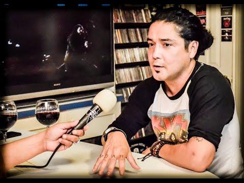 CHRIS PEREZ (Part 1 of 3) on Robbs MetalWorks 2016