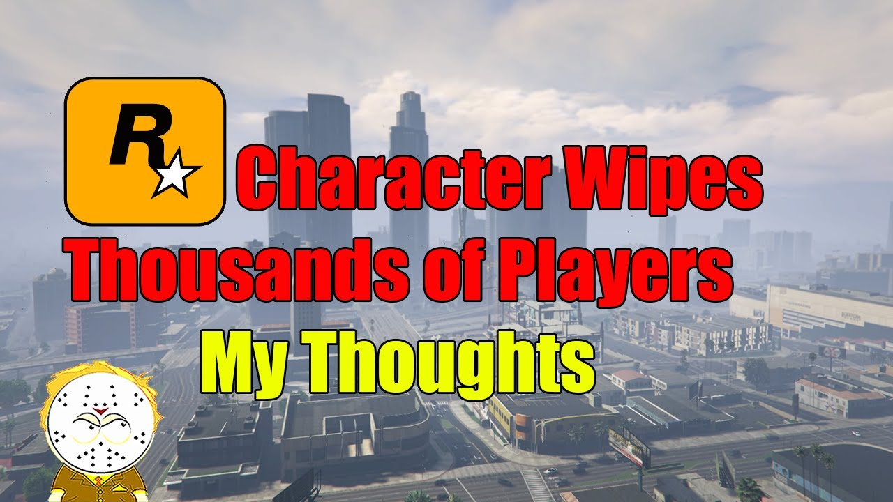 Download GTA Online Rockstar Resets Thousands Of Player's Accounts, My Thoughts