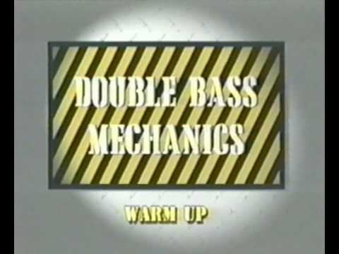 Mike Terrana  - Double Bass Mechanics Part 1