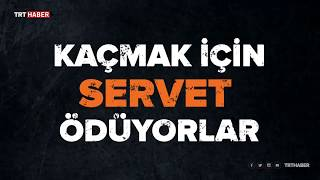 Ege'deki FETÖ rotası çok özel görüntülerle saat 14.00'te  TRT Haber'de.