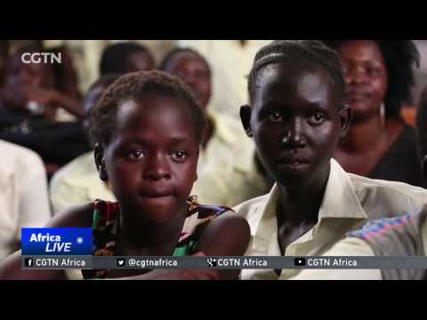 72 percent of South Sudan children drop out before finishing primary school