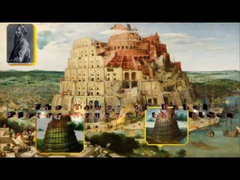 The Tower Of Babel By Pieter Bruegel The Elder 1563 Youtube