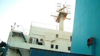 Oil Tanker Ship bridge