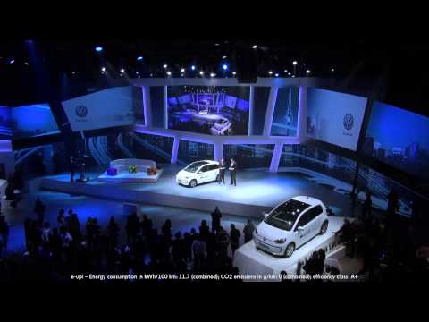 E-mobility weeks of Volkswagen in Berlin- Electrified Late Night