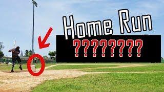"Home Run desde el ""batting tee""?  | Mr. Bateo"