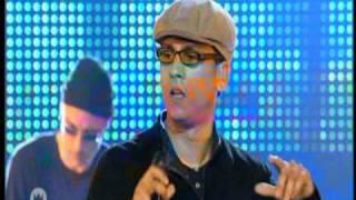 """1LIVE Krone 2009 - Xavier Naidoo """"Alles kann besser werden"""""""