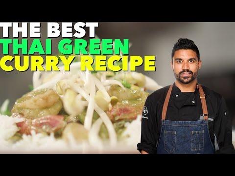 Thai Green Curry With Maggi Coconut Milk Powder Youtube