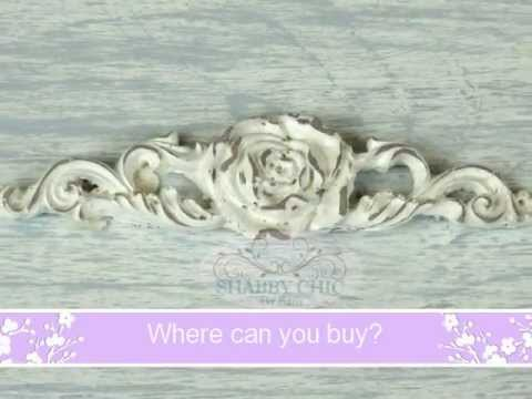 2 shabby chic by sam mouldings & appliques ~ vintage coco 2 youtube