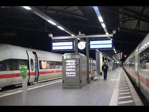 تعطل حركة القطارات في ألمانيا جراء إضراب  - نشر قبل 3 ساعة