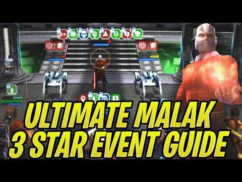 Best Darth Malak Event Guide! How to 3 Star Light Side Path! Best