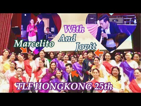 "MARCELITO "" POMOY "" DUET MARIE DEN ( TLF HONG KONG 25th ANNIVERSARY) MARCH 2014"