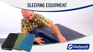 Outwell Sleeping Equipment -  Air Mattress - buying guide - camping gear