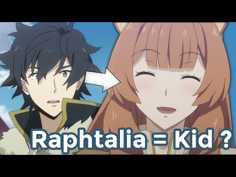 Why Naofumi Saw Raphtalia as a Kid/Couldn't Taste Food (Shield Hero Episode 4)