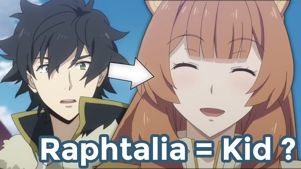 Why Naofumi Saw Raphtalia as a Kid/Couldn't Taste Food ...