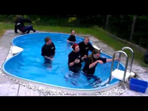 Cold Water Challenge SSD-Oberschule Zeven