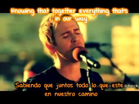 Lifehouse - Between the Raindrops (Ingles - Español)