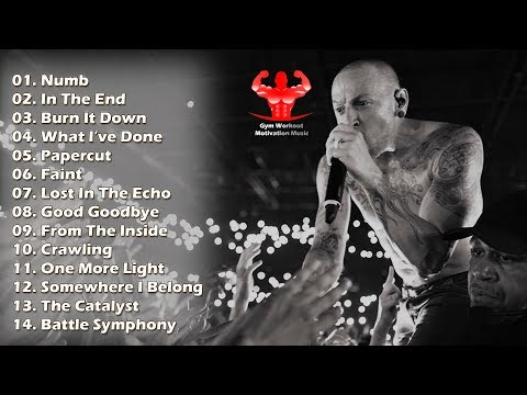 Hard Rock Workout Motivation Music Mix 2017 - Best Songs Chester Bennington Of Linkin Park